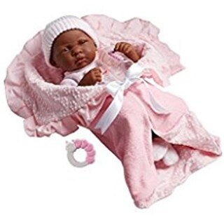 African & American Soft Body Baby Doll Bunting & Accessories