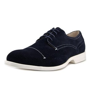Stacy Adams Wilcox Cap Toe Suede Oxford