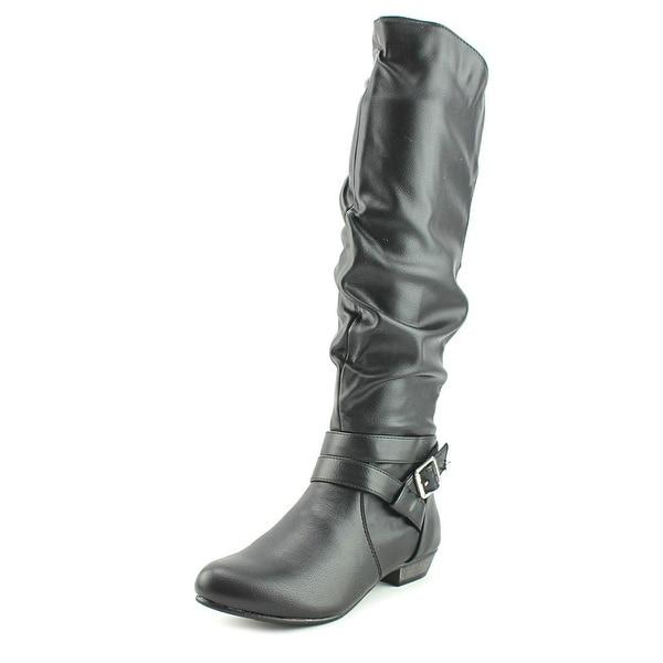 Fergalicious Lara Women Black Boots