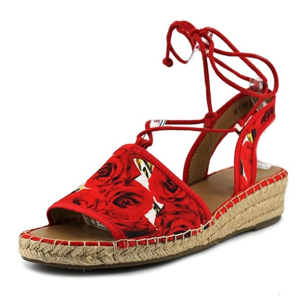 Franco Sarto Liona Women Red Sandals