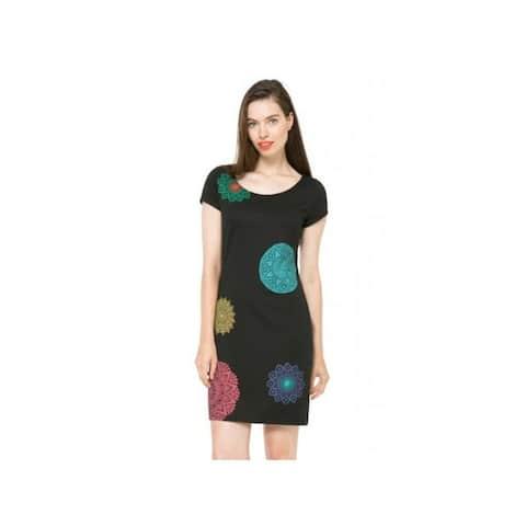 Desigual Aileen Dress, Black, Y