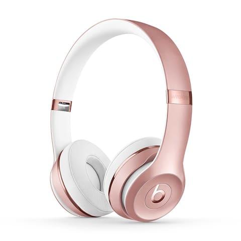 Beats Solo3 Wireless Headphones - Rose Gold - ROSE GOLD