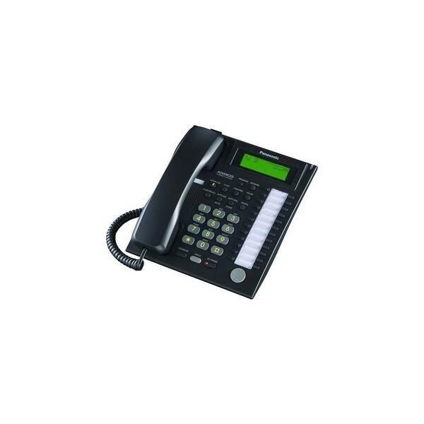 Refurbished Panasonic KX-T7736B-R Speakerphone Telephone With LCD