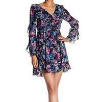 Laundry by Shelli Segal Women's Floral A-Line Dress