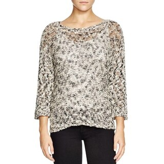 Eileen Fisher Womens Pullover Sweater Knit Marled|https://ak1.ostkcdn.com/images/products/is/images/direct/4d9b615ebb8c0aa3971e16fd5326f5ef684a9d96/Eileen-Fisher-Womens-Pullover-Sweater-Knit-Marled.jpg?_ostk_perf_=percv&impolicy=medium