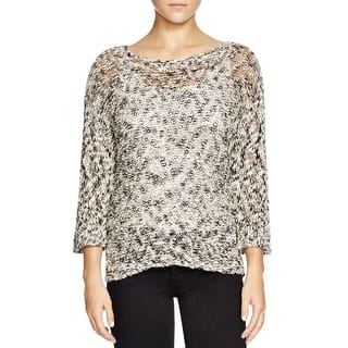 Eileen Fisher Womens Pullover Sweater Knit Marled|https://ak1.ostkcdn.com/images/products/is/images/direct/4d9b615ebb8c0aa3971e16fd5326f5ef684a9d96/Eileen-Fisher-Womens-Pullover-Sweater-Knit-Marled.jpg?impolicy=medium
