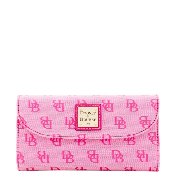 Dooney & Bourke Madison Signature Continental Clutch (Introduced by Dooney & Bourke at $118 in Jun 2016)