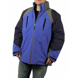 Akademiks Men's Expedition TriClimate Parka
