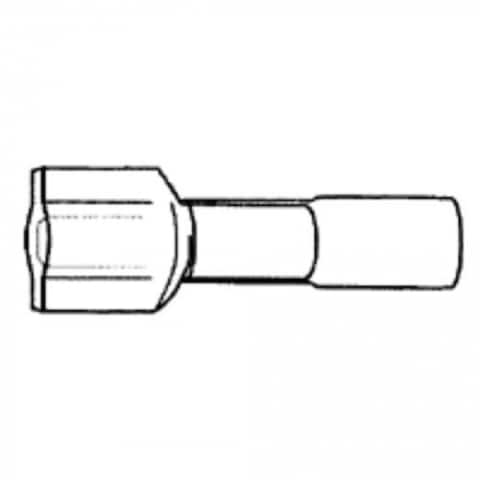 Calterm 65753 16-14Ga Shrink Male Coupler