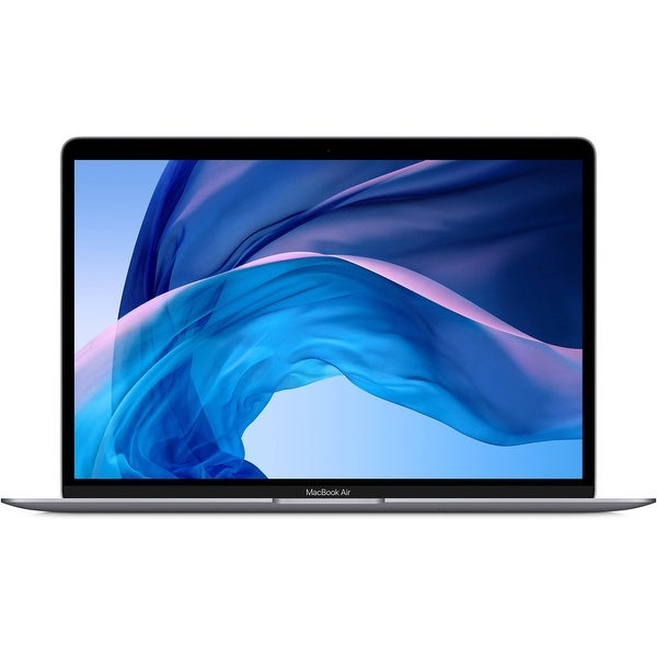 """Apple - MacBook Air 13.3"""" Laptop with Touch ID - (Latest Model)"""