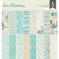 "Authentique Collection Kit 12""X12""-Sea-Maiden"