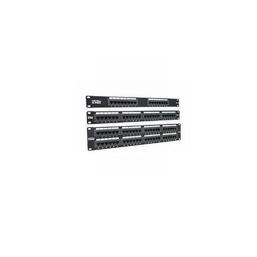 Trendnet Tc-P48c6 48 Port Cat6 Unshielded Wallmount/ Rackmount Patch Panel