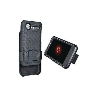 OEM Verizon HTC Incredible 2 ADR6350 Shell Holster Combo with Kickstand (04716)