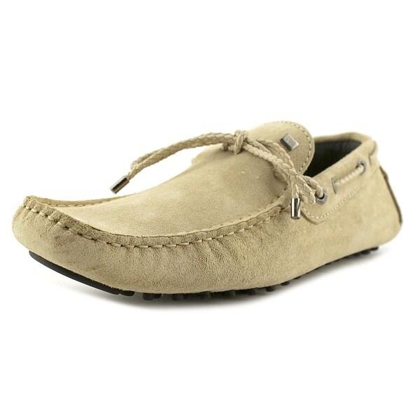 CR7 Rumba Men Moc Toe Synthetic Tan Loafer