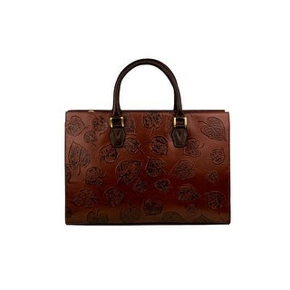 Link to Scully Western Handbag Women Embossed Magnetic Snap Brown - One Size Similar Items in Shop By Style