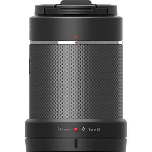 DJI 16mm f/2.8 ASPH ND Lens - Black