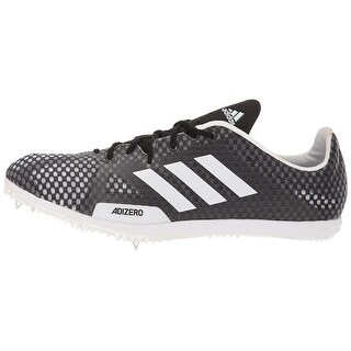 Adidas Mens Adizero Ambition 4 Low Top Lace Up Running Sneaker