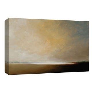 """PTM Images 9-148021  PTM Canvas Collection 8"""" x 10"""" - """"Dusk's Reveal"""" Giclee Beaches Art Print on Canvas"""