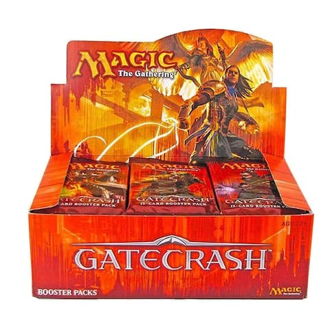 Magic: The Gathering Gatecrash Booster Box