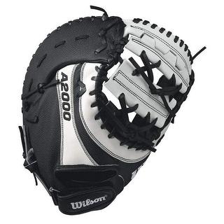 "Link to Wilson Women's A2000 BM12 First Base Fastpitch Glove LHT Black WTA20LF17BM12SS - 12"" Similar Items in Team Sports Equipment"