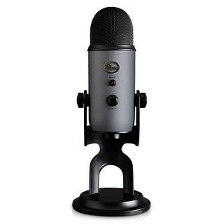 Blue Microphone Yeti USB Microphone (Slate)