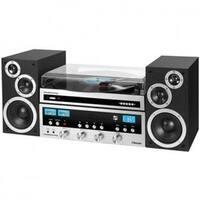 Innovative Technology  CD Shelf System & Turntable Combination