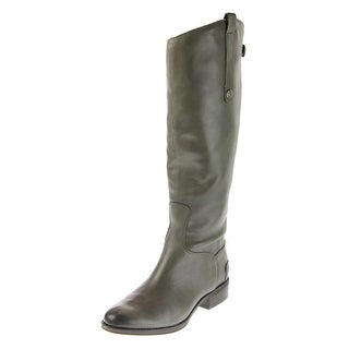 Sam Edelman Womens Penny Riding Boots Leather Knee-High