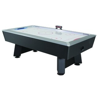 7.5' Interactive Rail Lighting Table Hockey