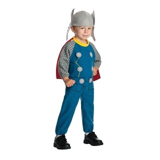 Toddler Thor Halloween Marvel Costume Size 2T-4T