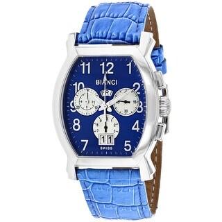 Roberto Bianci Men's Esposito RB18620 Blue Dial Watch