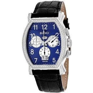 Roberto Bianci 0.57ct Diamonds Women's Medellin RB18610 Blue Dial watch