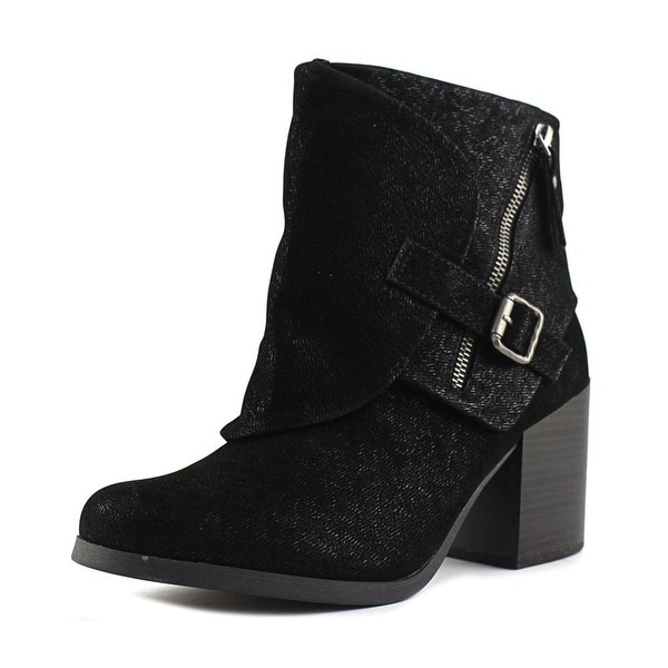 Blowfish Daxx Women Round Toe Synthetic Ankle Boot