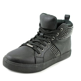 Wanted Tylar Women Synthetic Black Fashion Sneakers