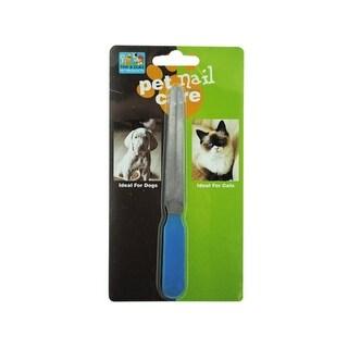 Pet Nail File - Pack of 12