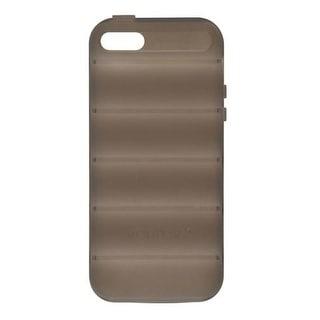 Ventev - SlipGrip Case for Apple iPhone 5/5s Cell Phones - Smoke