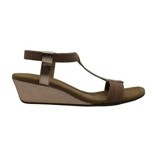 Link to Alfani Womens Voyage Fabric Open Toe Casual Slingback Sandals Similar Items in Women's Shoes