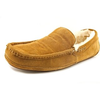 Bobs by Skechers Kick Back Square Toe Leather Loafer