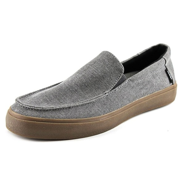 932e3fe1f3 Shop Vans Bali SF Men Round Toe Canvas Gray Loafer - Free Shipping ...