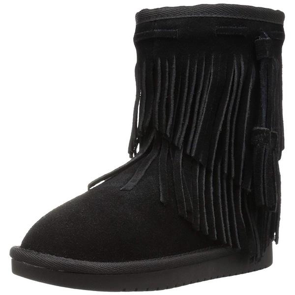 bfad6fe83c3 Shop Koolaburra by UGG Girls' Cable Fashion Boot - Free Shipping On ...