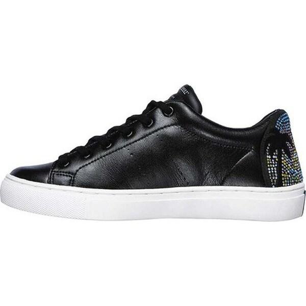 Shop Skechers Women's Side Street Sunset Walks Sneaker Black