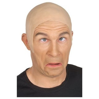 Bald Adult Wig Cap - TAN