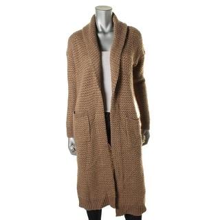 Lauren Ralph Lauren Womens Wool Blend Duster Cardigan Sweater