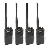 Motorola RDV5100 (4 Pack) Two Way Radio