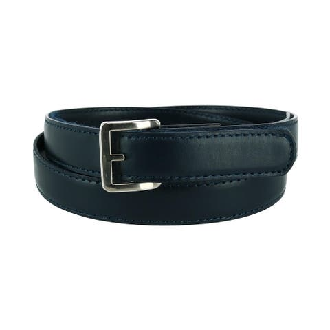 Aquarius Men's Hook and Loop Lock Buckle Belt
