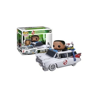 Pop Rides: Ghostbusters Ecto 1 and Winston