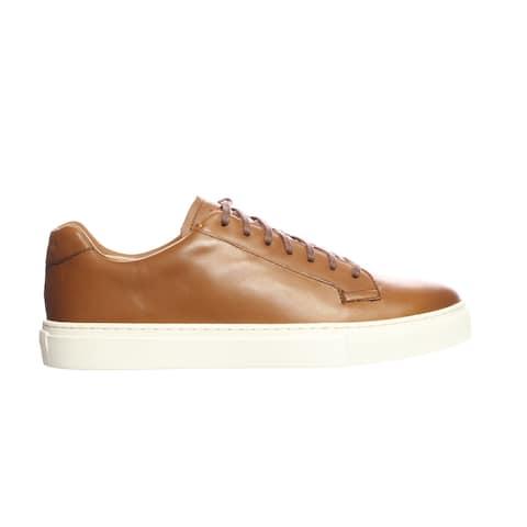 Cole Haan Mens Grand Series Avalon British Tan Fashion Sneaker Size 8.5