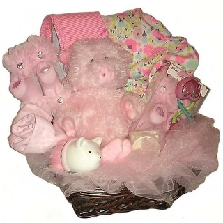 This Little Piggy is Tutu Cute Baby Gift Basket