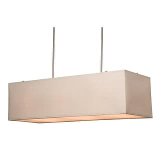 Artcraft Lighting SC543 Mercer Street Five Light Rectangular Chandelier from the Steven & Chris Collection
