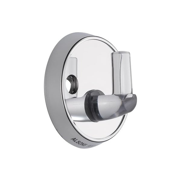 Delta U5001-PK Clear Pin Wall Mount Swivel Connector for Handshower - Chrome