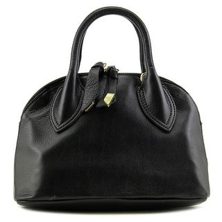 Foley + Corinna Cassis Mini Satchel Women Leather Black Satchel